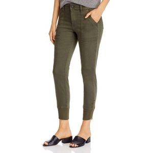 Level 99 NWT Jolie Utility Pant in Olive